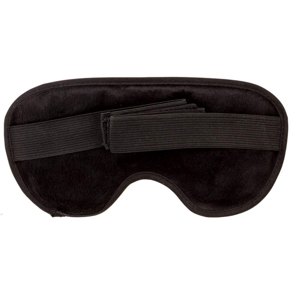Eye Compress, Medical Eye Mask, Hot & Cold Therapy for Puffy Eyes, Tension, Sinus and Migraine Relief, Adjustable Strap for Men and Women, Plush Backing, Reusable, Freezer and Microwave Safe by Ikisdo Care (Image #5)