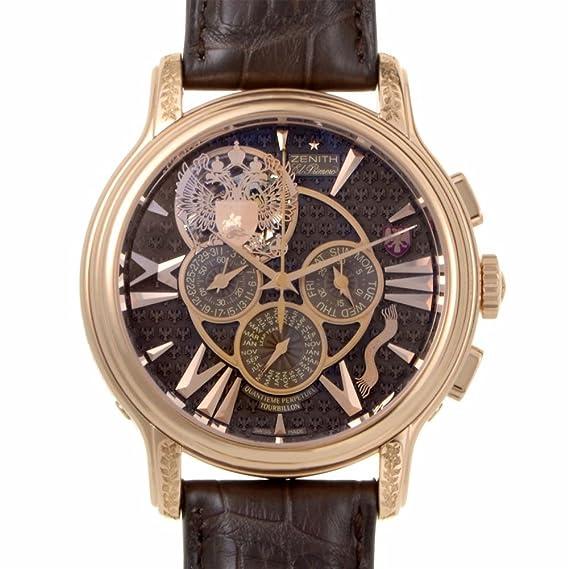 CENIT EL Primero automatic-self-wind Mens Reloj 18.1260.4005/7 (