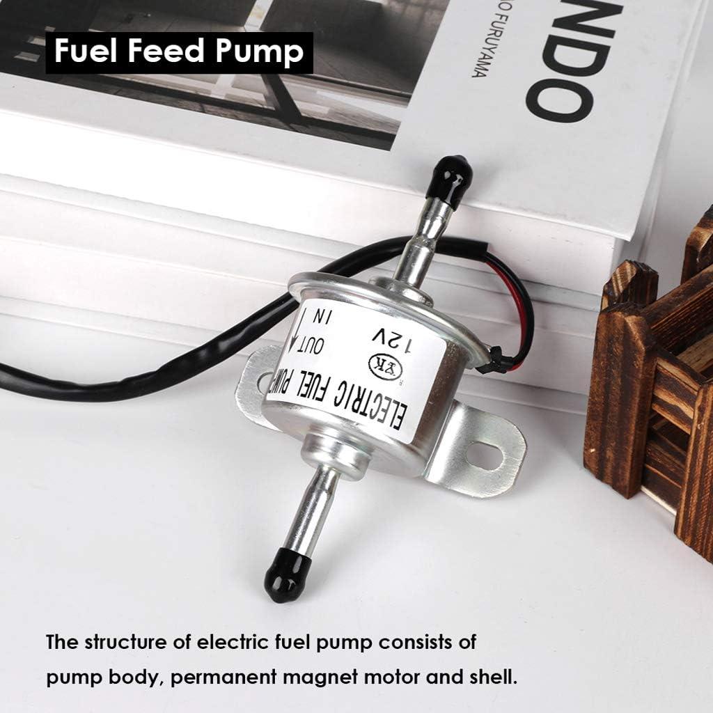 siwetg 129612-52100 Pompe dalimentation carburant pour Yanmar 4TNV88 3TNV88 Takeuchi TB230 Hitachi Pelle /à carburant modifi/ée