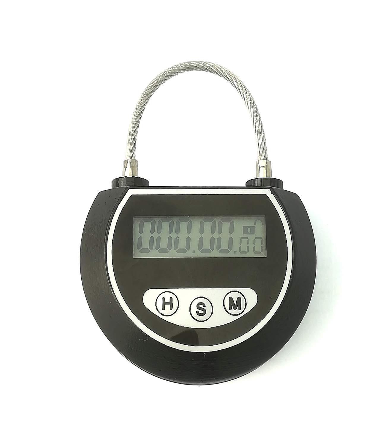 Automatic Unlocking Timing Lock The Kitchen Cabinet Lock Padlock Timekeeping Lock Without Charging Use
