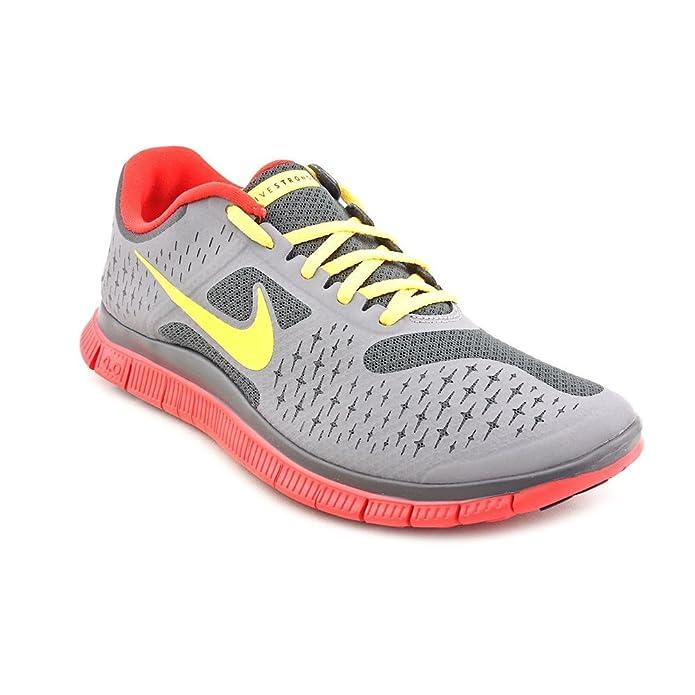 Nike Free 4.0 V2 Livestrong Men Laufschuhe anthracite
