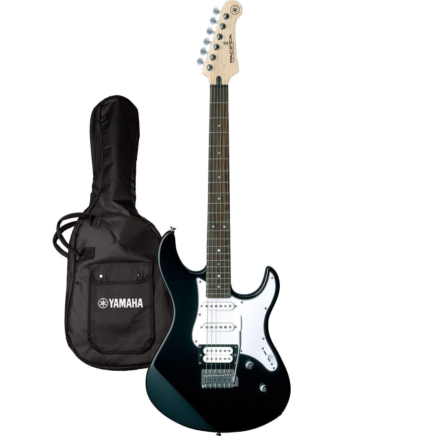 ヤマハ YAMAHA エレキギター PACIFICA112V BL ブラック  ブラック(BL) B0010X7LF8