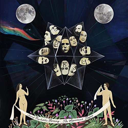 Jess And The Ancient Ones: 2nd Psychedelic Coming: The Aquariu (Audio CD)