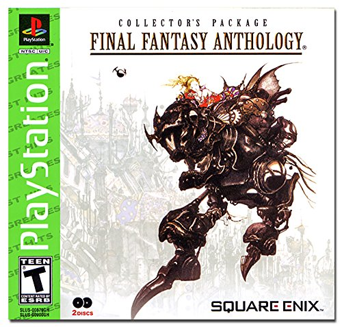 Final Fantasy Anthology - PlayStation