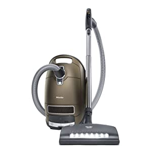 New Miele Complete C3 Brilliant Canister Vacuum Cleaner - Corded