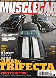 img - for Muscle Car Review January 2016 Magazine CAMARO TRIFECTA: COPO, Z/28, L78, IT DOESN'T GET ANY BETTER Pretty I Pink: Saga Of The Playmate's AMX RS/SS396 STASHED FOR 40 YEARS book / textbook / text book