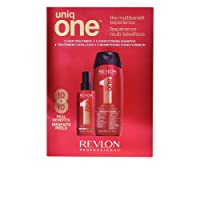 REVLON Rev Pack Duo Uniq One Rouge Spray 150 ml/Shampoing 300 ml