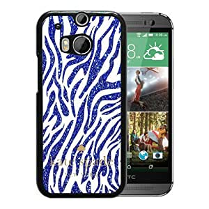 Fashionable And Unique Designed Kate Spade Cover Case For HTC ONE M8 Black Phone Case 62