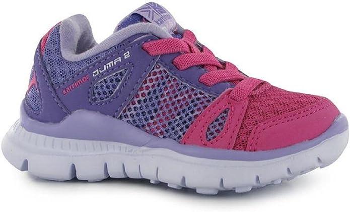 Las niñas Karrimor Duma 2 Zapatillas de Running – Morado/Rosa, Color Morado, Talla 26 EU: Amazon.es: Zapatos y complementos