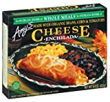 Amy's Cheese Enchilada Whole Meal, Organic, 9-Ounce Boxes (Pack of 12)