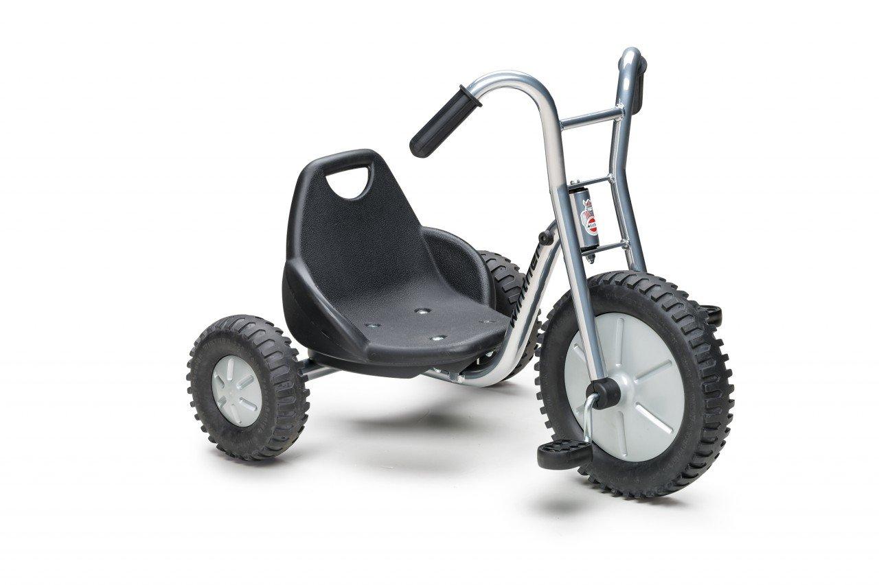 VIKING EXPLORER OFF-ROAD Easy Rider von Winther   Sitzhöhe 15 cm   Breite 59 cm   Länge 82 cm   Gewicht  12,1 kg   3 - 7 Jahre