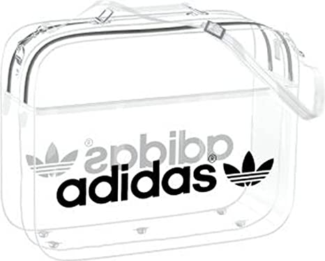 b13a5ed31a31 Adidas Originals Transparent Airliner Bag  Amazon.co.uk  Clothing