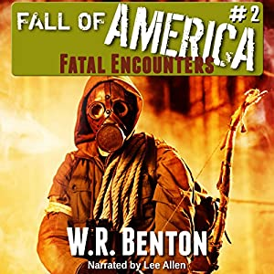 The Fall of America Audiobook