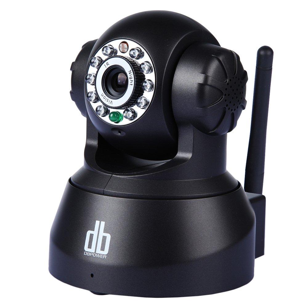 DBPOWER® IP Webcam Internet CCTV Camera Infrated Night View WiFi ...