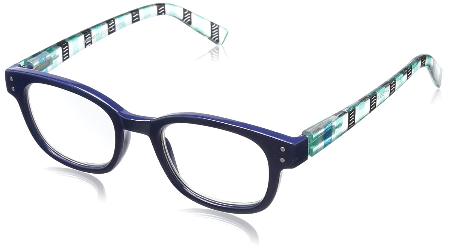 02f54aa98d57 Amazon.com  Peepers Women s Overboard Round Reading Glasses  Shoes