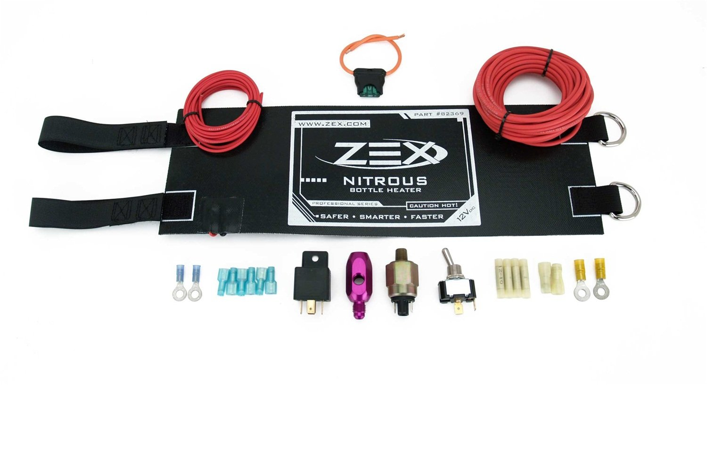 Adj. Pressure Controlled ZEX 82369 Bottle Heater Kit