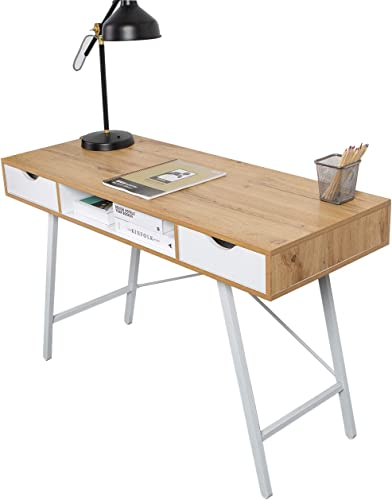Reviewed: soges 47 inches Modern Computer Desk