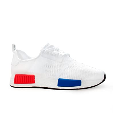 89c48621172fb New Womens Girls Boys Mens Black Black Yeezy NMD Inspired Fitness Unisex  Trainers Boost Running Casual Pumps Size 2 3 4 5 6 7 8 9 10 11   Amazon.co.uk  Shoes ...