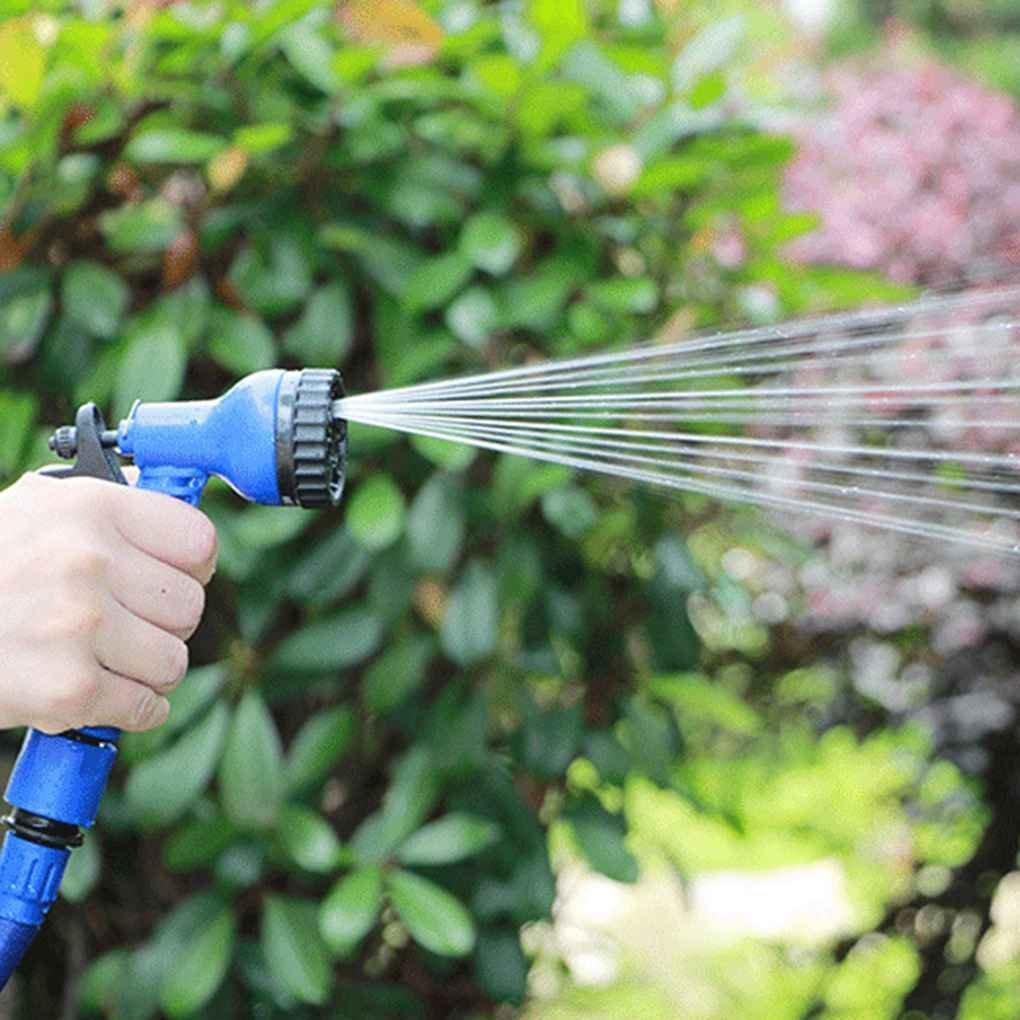 FloralLive Funzioni Multi ad Alta Pressione Pompa ad Acqua di plastica per Il Lavaggio Auto Pianta acquatica Blu