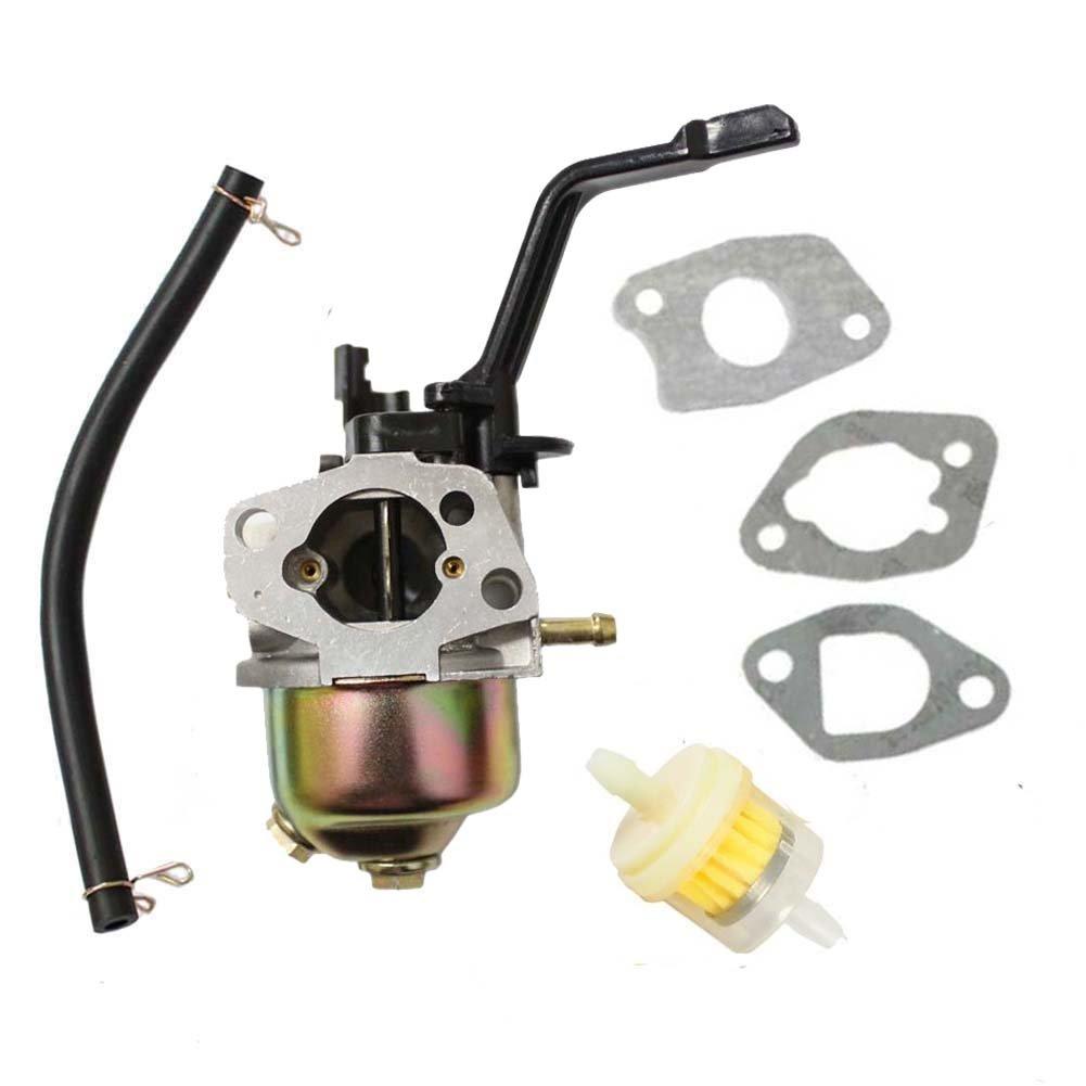 Amazon.com : Carburetor For Coleman Powermate 3250 Watts Generator Carb  PM0133250 PM0123250 : Garden & Outdoor