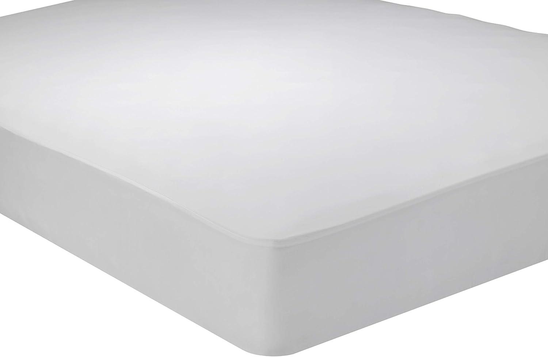 Pikolin Home - Protector de colchón punto antiácaros, transpirable. 140x190/200cm-Cama de 140. (Todas las medidas)