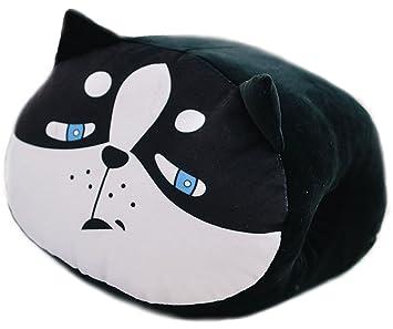 Amazon.com: Shiba Inu/Husky/gato de peluche calentador de ...
