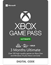 Xbox Game Pass Ultimate – 3 Month Membership - Xbox One [Digital Code]