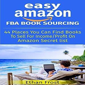Easy Amazon FBA Book Sourcing Audiobook