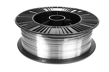 Masterweld 5356 - Alambre de aluminio MIG, 1,2 mm x 7 kg