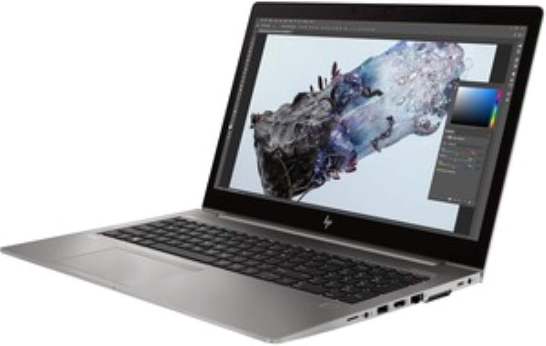 "HP ZBook 15u G6 15.6"" Mobile Workstation - 1920 x 1080 - Core i7 i7-8665U - 8 GB RAM - 256 GB SSD - Windows 10 Pro 64-bit - AMD Radeon Pro WX 3200 with 4 GB - in-Plane Switching (IPS) Technology"