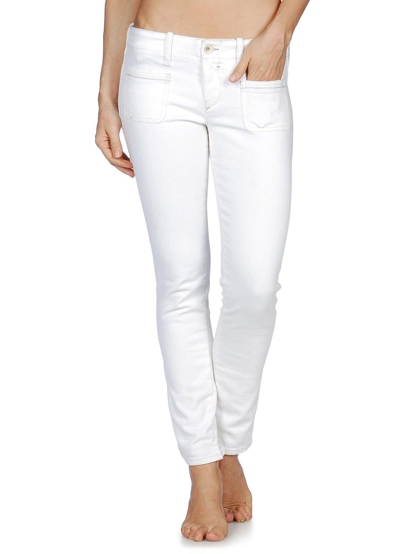 Diesel Women's Ed-Paty Jeans White