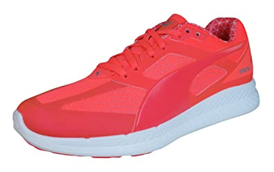 b2f8ab3e3bb Puma Women s Ignite PWRWARM Wn s Fiery Coral Mesh Running Shoes - 7 UK India