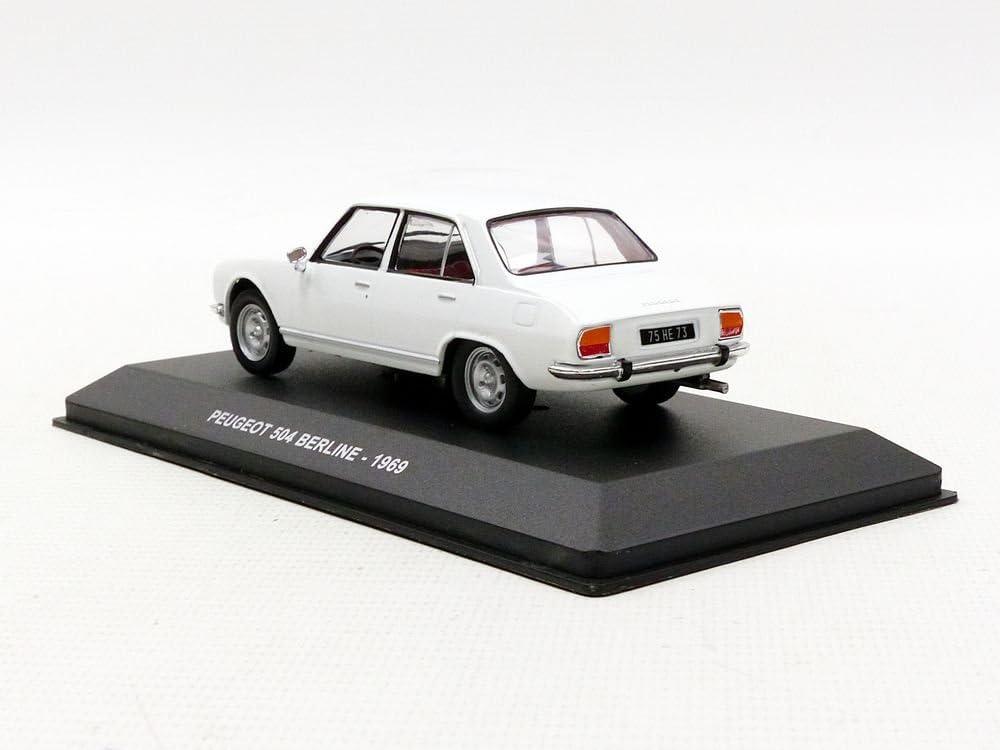 Solido 421436330 Peugeot 504 Berline 1969 Die Cast Modellauto Miniaturauto 1 43 Spielzeug