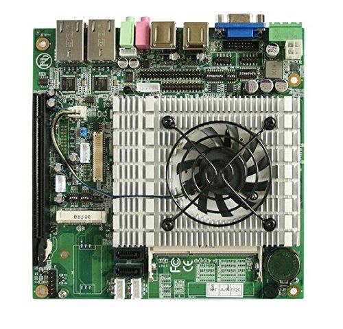 Amazon com: Mini ITX SBC Motherboard Support 18/24bit LVDS