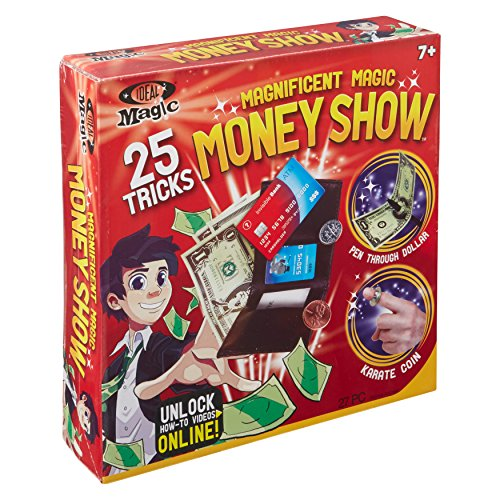 (Ideal Magnificent Money Show Science Magic Set)