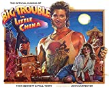 img - for The Official Making Of Big Trouble In Little China book / textbook / text book