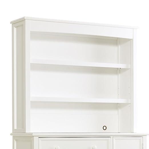 Amazon.com : Bonavita 7100 Series Hutch, Classic White : Dressers : Baby
