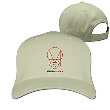 25a090c30bf40 MINUCM Owsla Skrillex Recess Presents Free Treats Vol Ii Cool Hat   Amazon.co.uk  Sports   Outdoors