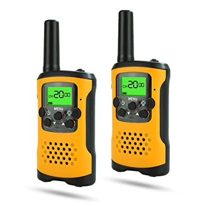 Amazon Com Dimy Toys 8 11 Year Old Boys Long Range Walkies Talkies