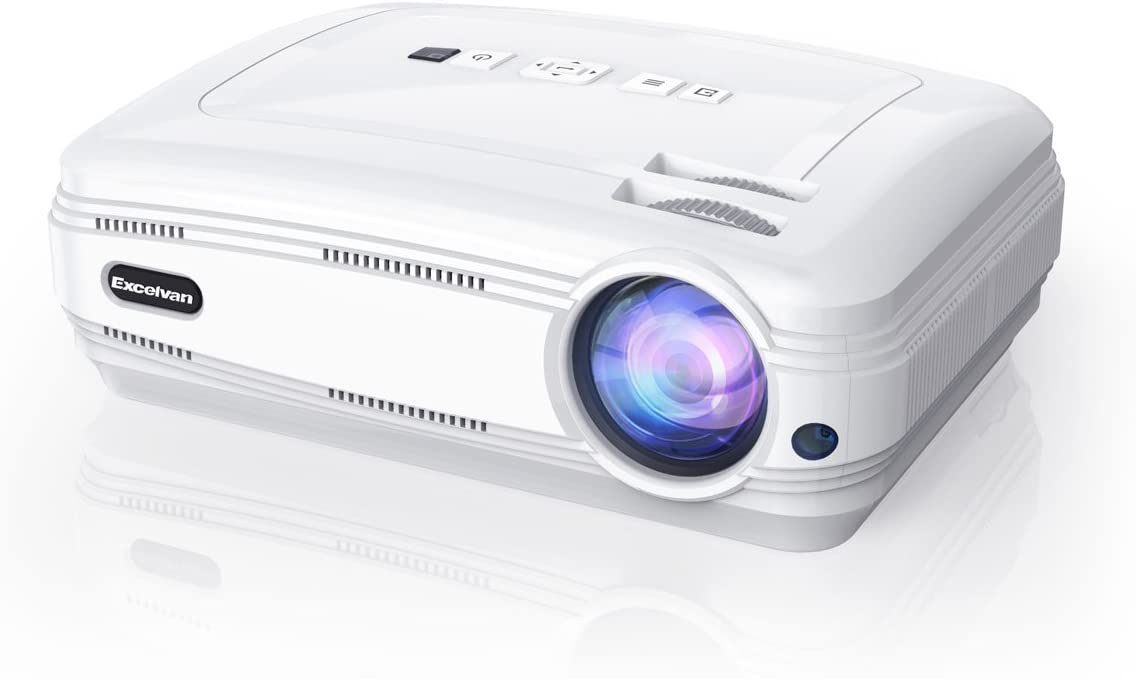 Excelvan BL59 - Proyector LED 1080P (Sistema Android 6.0, 3200 ...
