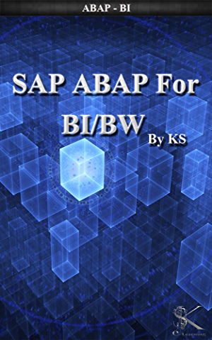 SAP ABAP For BI/BW: ABAP-BI/BW