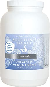 Soothing Touch W67347G Versa Creme Unscented, 1 Gallon