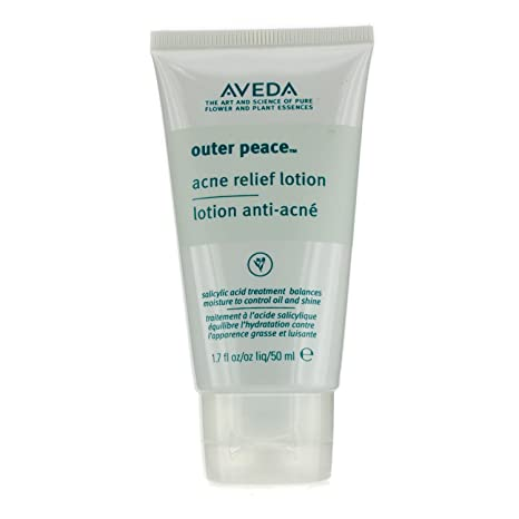 Aveda - Outer Peace Acne Relief Lotion - 50ml/1.7oz Fresh - Sugar Rose Lip Treatment SPF 15 - 4.3g/0.15oz