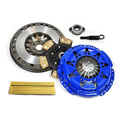 Amazon.com: EFT STAGE 3 CLUTCH KIT+RACE FLYWHEEL fits 02-06 SENTRA ALTIMA 2.5L QR25DE SPEC-V: Automotive