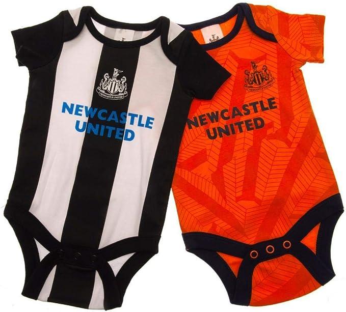Newcastle United FC Baby Unisex Sleepsuit