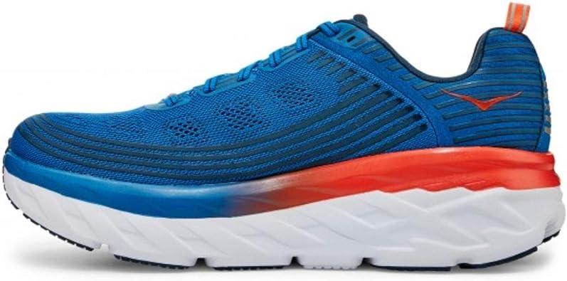 HOKA - M Bondi 6 - Zapatilla Running para Hombre - Talla 44 EU: Amazon.es: Zapatos y complementos