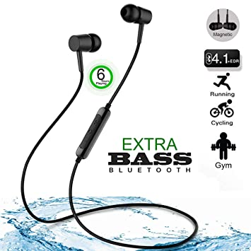 Buy Btc Bass Bass Headphones With Mic Bluetooth Headset With Mic Earphone With Mic Extra Bass Bluetooth Earphones In Ear Headphones With Mic Compatible With Vivo Y51 Online At Low Prices In India