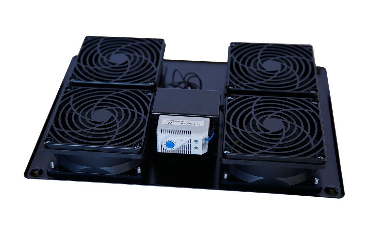 42U Rack Mount Internet/Network Server Cabinet 1000MM (39.5'') Deep by Raising Electronics (Image #8)