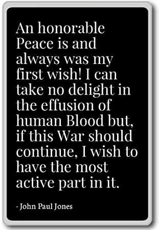 Amazoncom An Honorable Peace Is And Always Was My Fir John