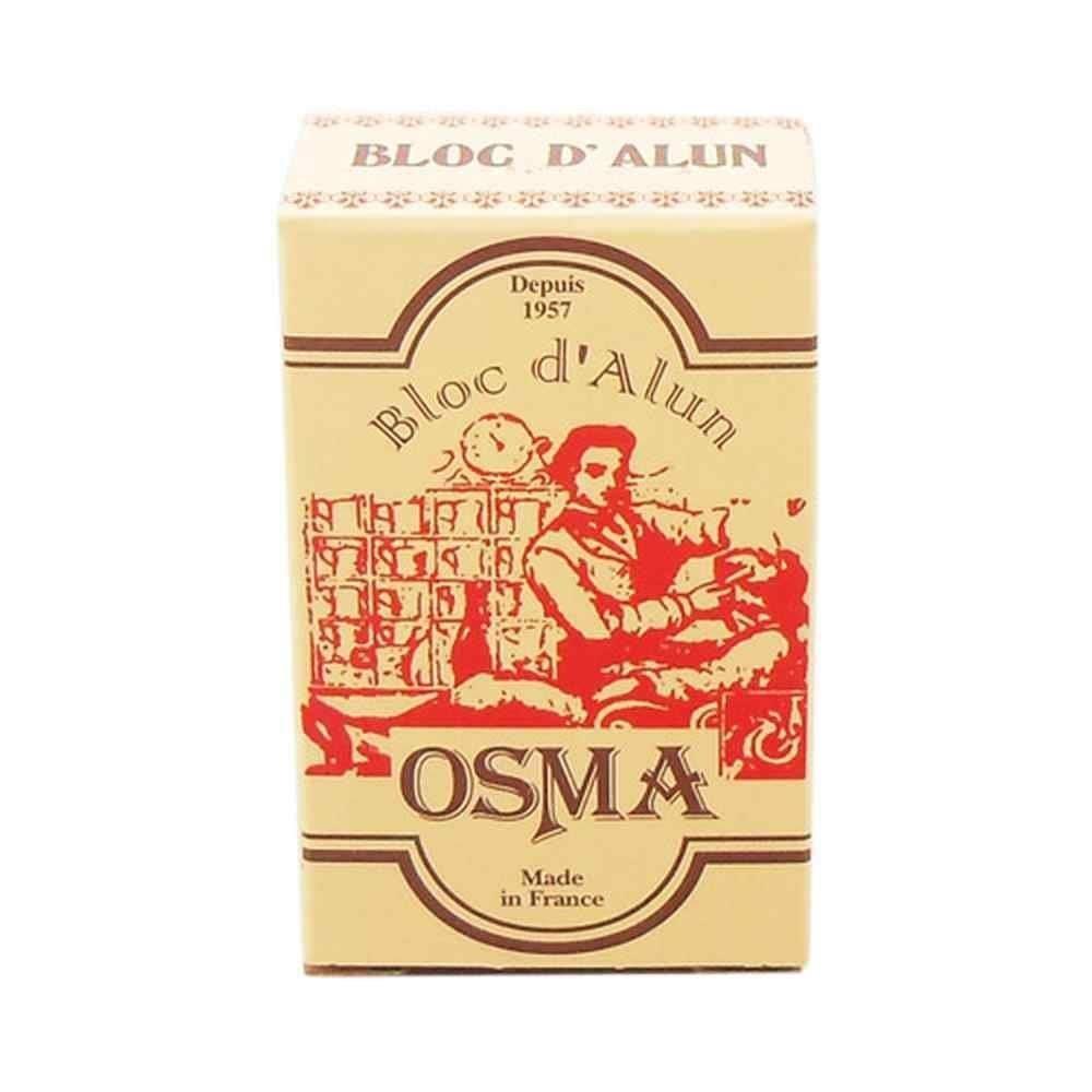 Osma Laboratoires Osma Bloc - Alum Block (Soothes Shaving Irritation) 75G X 5